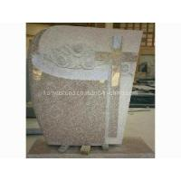 Quality Granite Headstone Cross Style (LY-008) for sale