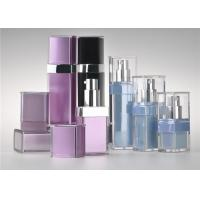 Quality Transparent  Plastic Lotion Bottles 30ml Empty Lotion Containers for sale