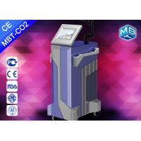 """Wholesale Multifunction Medical Fractional <strong style=""""color:#b82220"""">Co2</strong> Laser For Acne Scars CE / GOST-P Approval from china suppliers"""