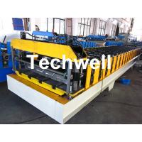 Wholesale Chromadek IBR Sheeting Roll Forming Machine, IBR Roof Roll Forming Machine from china suppliers