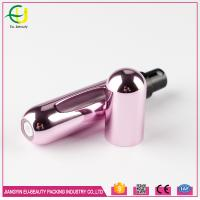 Wholesale Round aquare empty perfume bottles ISO9001 2008 silk-screen printing from china suppliers