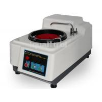 Wholesale Speed 300rpm/600rpm Single Disc Metallographic Sample Polishing Machine with Water Cooling from china suppliers