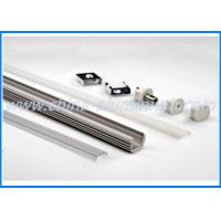 Wholesale 6063-T5 LED Strip Aluminium Extrusion Profiles Alibaba from china suppliers
