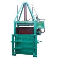 Wholesale Compressor Supermarket Garbage / Carton / Waste Paper Baler Machine from china suppliers