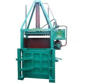 Wholesale Compressor Supermarket Garbage / Carton / Waste Paper Baler Machine from china suppliers