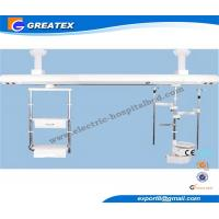 Wholesale Aluminum Alloy Motorized Surgical Simple Medical Ceiling Pendant Bridge For Hospital from china suppliers