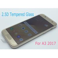 Wholesale No White Edge Tempered Glass Screen Protector Perfect Adhesion For Samsung A3 / A320 from china suppliers