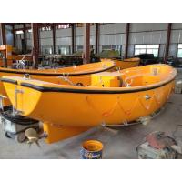 Wholesale 10-50 Person Open Type FRP Life Boat/rescue boat ABS/BV/DNV/CCS approved from china suppliers