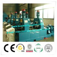 Wholesale Mechanical H Beam Straightening Machine , H Beam Welding Line for Correct from china suppliers