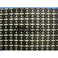 Wholesale 1000-1500mm 200g/sqm Twill Width Aramid Carbon Fiber Cloth from china suppliers