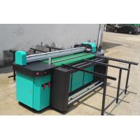Buy cheap 1.8m 6ft Multifunctional Hybrid UV Printer for Both Rigid and Flexible roll to roll Material from wholesalers