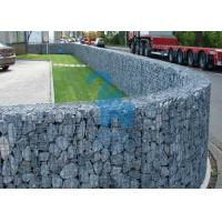 Quality Longer Lifetime Welded Steel Wire Gabion Mesh Cages For Construction Projects for sale