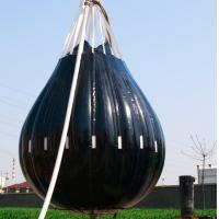 Buy cheap Davit Crane Lifeboat Load test weighting water bag from wholesalers