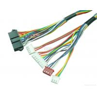 Quality PVC Insulated Custom Wiring Harness Universal Car Stereo Wiring Harness for sale