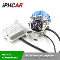 Quality Iphcar High Quality Factory Wholesale Price 3.0 Inch Led Bi-xenon Projector Lens For H4 Car Kit for sale
