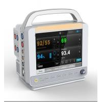 Wholesale E12 Multi Parameter Oscillometry Modular Patient Monitor , 12 Inch TFT Display from china suppliers
