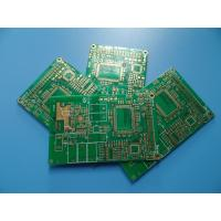 Wholesale Communication Networks 4 Layer PCB Hybrid RO4003C Core RO4450B PP Combined from china suppliers