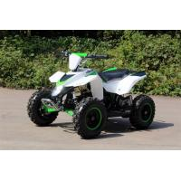Wholesale 1000w Youth 4 Wheeler , Single Cylinder Racing Four Wheelers  Air Cooled from china suppliers