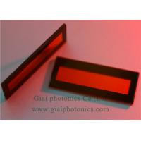 Wholesale Custom Uncoated Square B270 / Visible Windows / Protective Optical Window Lenses from china suppliers