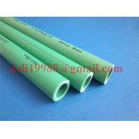 Wholesale Quality Plastic Pipes Made From PPR,PPR pipe with a smooth ID from china suppliers