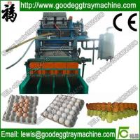 Wholesale Automatic Paper egg tray injection molding machinery from china suppliers