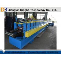 Wholesale 11Kw Rain Gutter Making Machine / Cold Roll Forming Machine High Speed from china suppliers