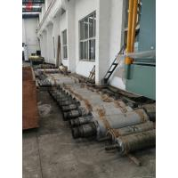 Quality High Precision 5 Roll / 4 Roll Calender Machine , ABB Converter Calendering Equipment for sale