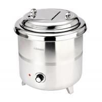 Wholesale Sunnex All Stainless Steel Electronic Soup Kettle W/ Adjustable Temperature Control Knob 10Ltr 220VAC 380W from china suppliers