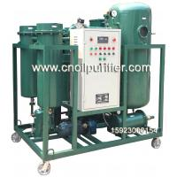 Wholesale Portable ZJC Steam Turbine Oil Filtration Machine for removing water and impurities from china suppliers