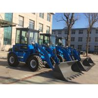 Wholesale agricultural equipment 1.2 ton radlader for farming and garden from china suppliers