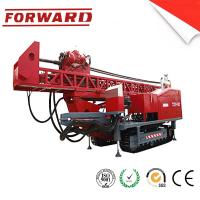 Wholesale Coal Bed Methane Drainage Top Drive Truck Mounted Drill Rig 1500m Drilling Depth TDR-50 from china suppliers