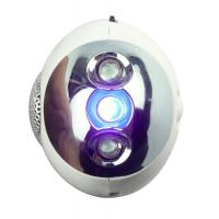 Quality LED Lights Portable Speakers With SD Card ABS Mini Speaker for sale