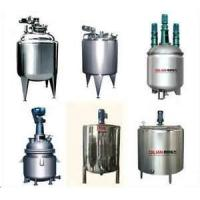 Wholesale Stainless steel  High shearing homogenizer single tank Liquid  / Detergent Blending machine, Liquid Agitators from china suppliers