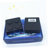 Buy cheap Dustproof Mini Size Long Battery Life GPS Tracker Product Sends One Data One Day from wholesalers