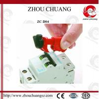 Wholesale Hot Sales Safety Durable Clamp-on Breaker Lockout For Circult  Breaker from china suppliers