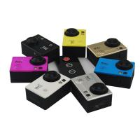 Wholesale x4 digital zoom WiFi Action Camera with 170° HD wide - angle fish - eye lens from china suppliers