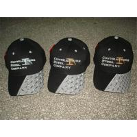 Wholesale Contractors Steel Company Detroit Embroidery Baseball Hat Snapback Trucker Hat from china suppliers