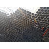 Wholesale ASTM A106 2006 Pre - Galvanized Round Tubing For Water And Gas Conveyance from china suppliers