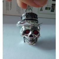 Wholesale Metal Crystal Human Skeleton Shaped Jewelry Diamond USB Flash Drive from china suppliers