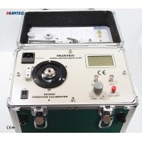 Quality Digital Vibration Calibrator Calibrate Vibration Meter , Vibration Analyzer / Tester ISO10816 HG-5020 for sale