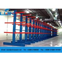 Wholesale Long Arms Flexible Industrial Storage Rack Heavy Duty 1000-2500kg / Arm from china suppliers
