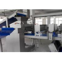 Wholesale 600mm Working Width Dough Laminator Machine with Removable DoughSheet Former from china suppliers