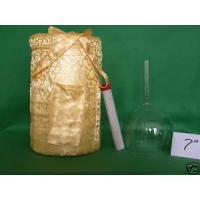 Wholesale Hand held crystal singing bowl with bag from china suppliers