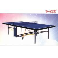 Wholesale Indoor Foldable Table Tennis Table U Form Structure More Safely With Wheels from china suppliers