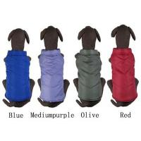 Wholesale Nylon Waterproof Dog Coats Clothes Blue , Red Color For Large Dogs Breed from china suppliers