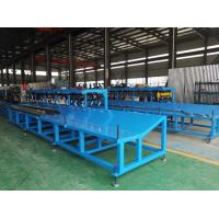 Quality High Speed Omega C Z Purlin Roll Forming Machine Drive by Chain 40-50m/min for sale