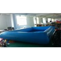 Wholesale Fire Retardant Adult Inflatable Swimming Pools Rectangular Inflatable Pool from china suppliers