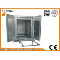 Buy cheap electric trolley & tuunel /trolley convery tuunel Powder Coating curing oven from wholesalers