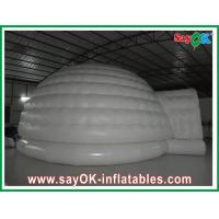 Wholesale Waterproof Oxford Cloth Inflatable Air Tent White 10m Customed CE from china suppliers