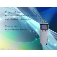 Wholesale Warts Removal Fractional Co2 Laser Equipment Gray + White Color For Skin Tightening from china suppliers
